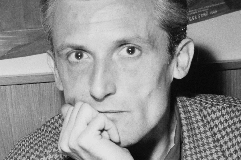 Pilinszky 1947 decemberében járt először Rómában ösztöndíjjal