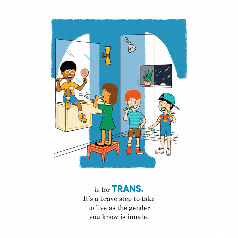 A T betű a transzneműséget jelöli