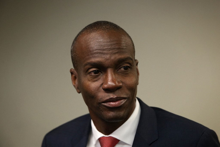 Megölték a haiti elnököt