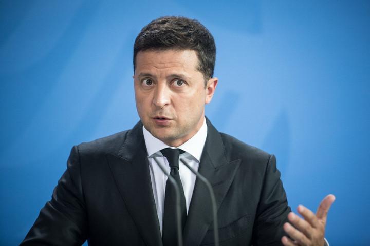 Zelenszkij: Lesz törvény a nemzeti kisebbségekről