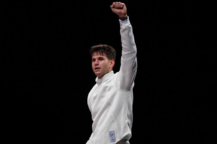 Siklósi Gergely bejutott az olimpia döntőjébe