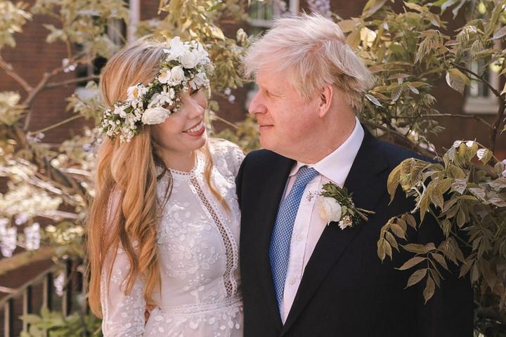Újra apai örömök elé néz Boris Johnson