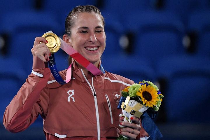 Tenisz: Bencic az olimpiai bajnok női egyesben