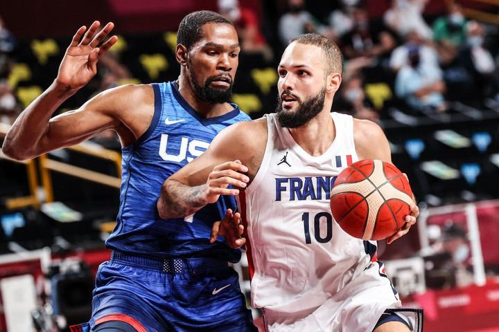 Kosárlabda: Nagy meglepetésre vereséggel kezdték az olimpiát az amerikaiak