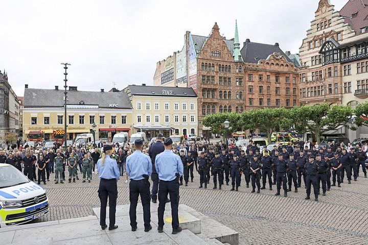 Migránsbűnözéstől rettegnek a svédek