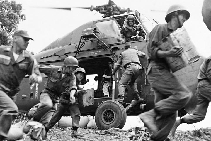 A vietnami háború első napjai