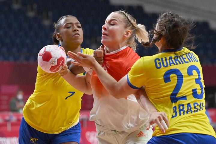 A braziloktól is kikaptak női kézilabdázóink