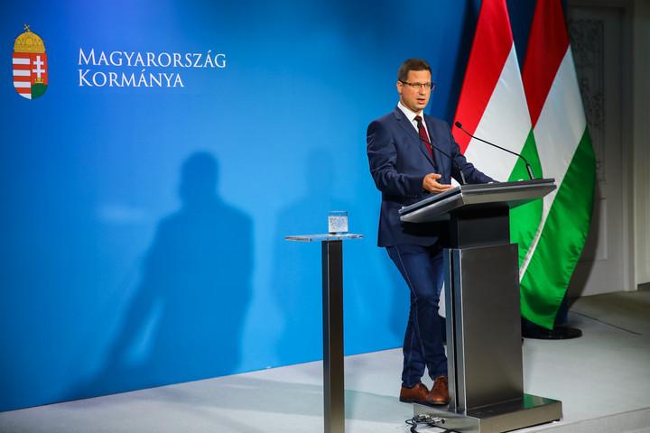 Gulyás Gergely: A népszavazás megerősítheti Magyarország pozícióit