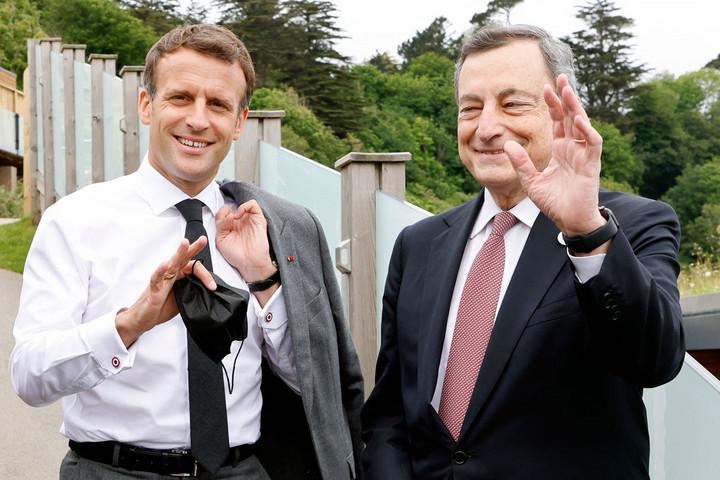 Macron és Draghi párosa Európa élére készülhet