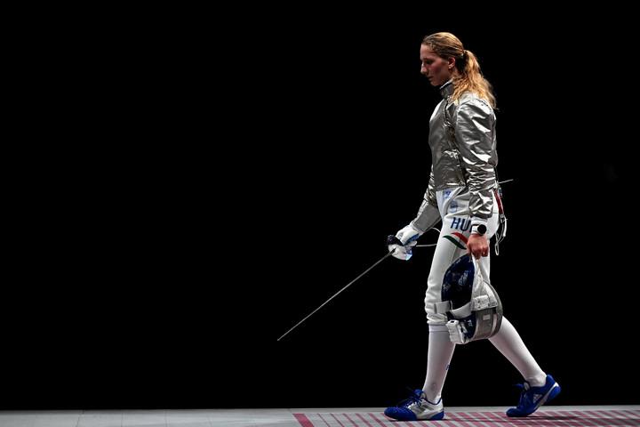 Márton Anna hatalmasat küzdött, negyedik az olimpián