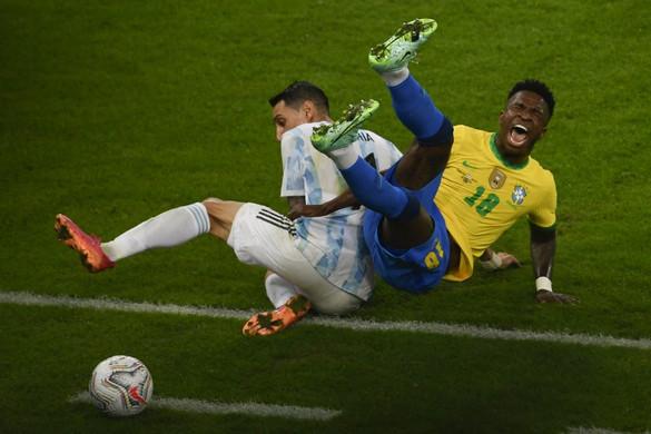 Di María góljával Argentína nyerte a Copát