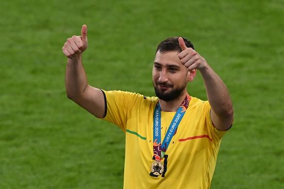 Donnarumma lett az Európa-bajnokság legjobb játékosa