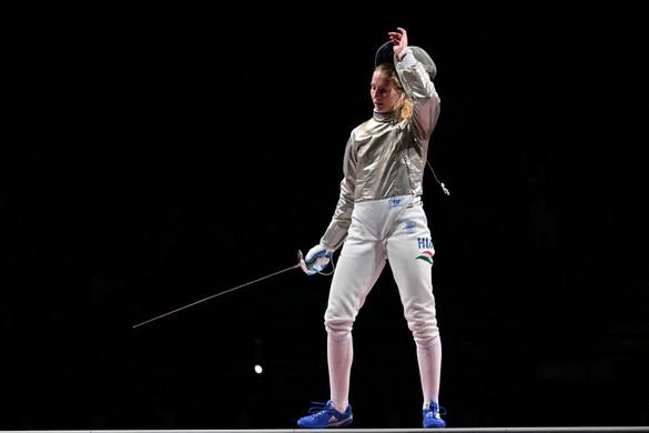 Márton Anna a bronzéremért küzdhet