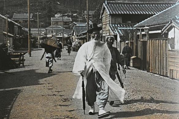 A századfordulós Korea egy magyar orvos fényképein
