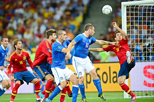 Lassan nincs olasz–spanyol nélkül Eb