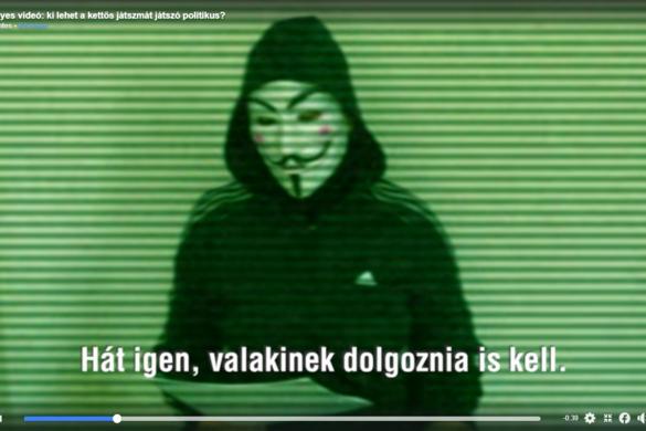Titokzatos videó ígér nagy leleplezést