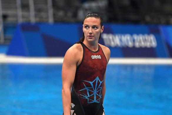 Hosszú Katinka nem jutott tovább 200 méteres hátúszásban