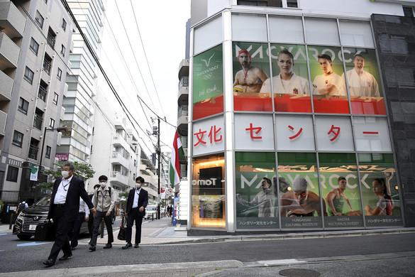 Fotókiállítás a tokiói Magyar Kulturális Intézetben a magyar olimpikonokról