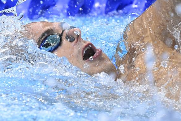 Cseh László az ötödik olimpiáján is döntőbe jutott