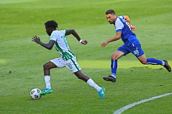 Háromgólos győzelemmel kezdett a Ferencváros