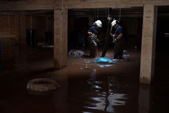 Németországban tovább nőtt az árvíz halálos áldozatainak a száma