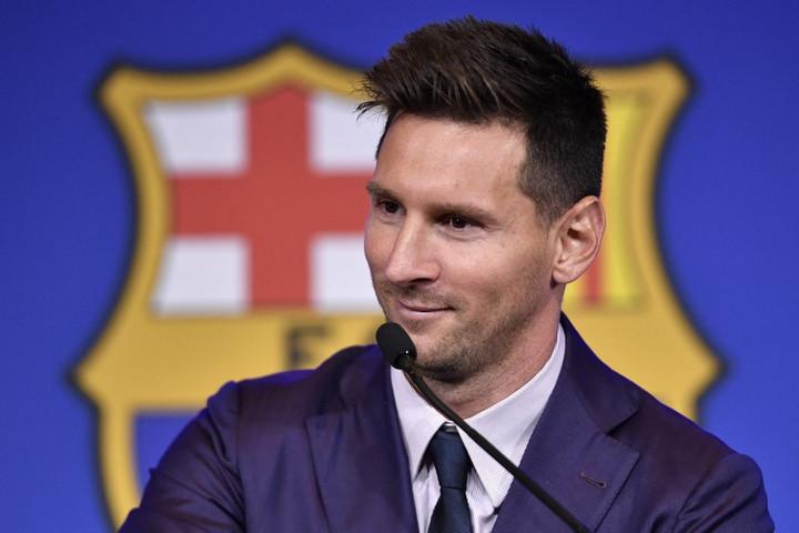 Messi mindenben megegyezett a PSG-vel