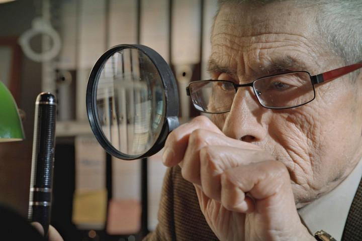Nyugdíjas nyomozó