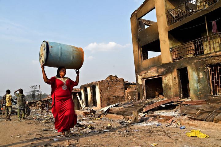 Üldöztetések és népirtások Afrika-szerte