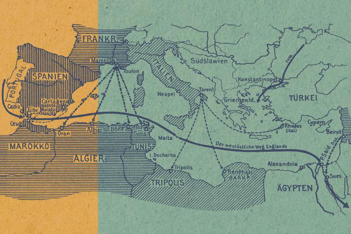 Tanulmányok a két világháború közti német geopolitikáról