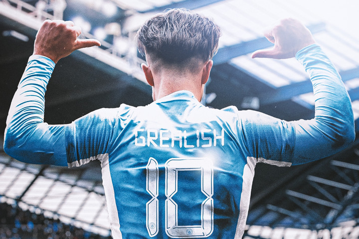 Jack Grealish a Manchester Cityhez igazolt