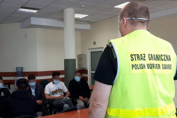 Egyre súlyosabb a migrációs válság a lengyel-fehérorosz határon