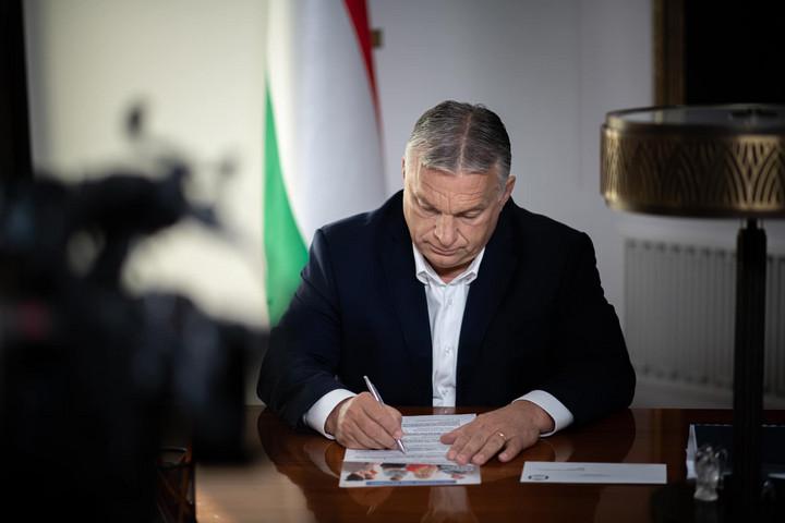 Orbán Viktor: Hallgassuk meg egymást!