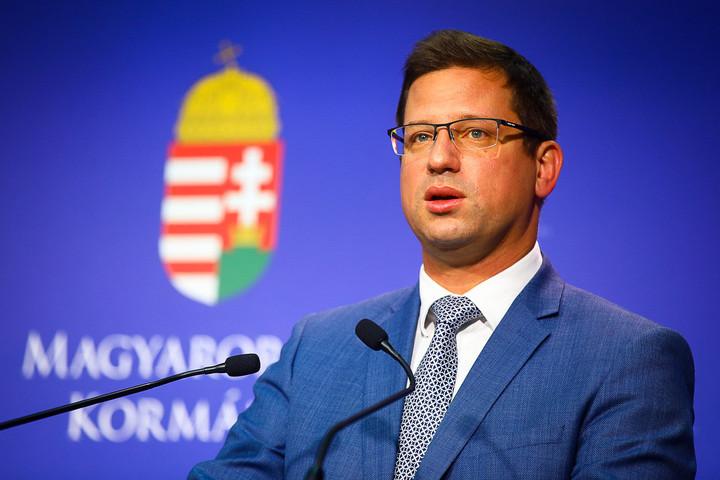 Gulyás: Elengedhetetlen az európai államok közötti minél szorosabb együttműködés