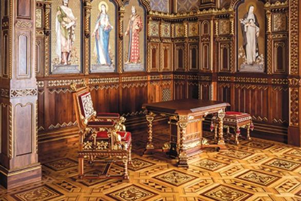 Különleges kiállítás a Budavári Palota megújult Szent István-termében
