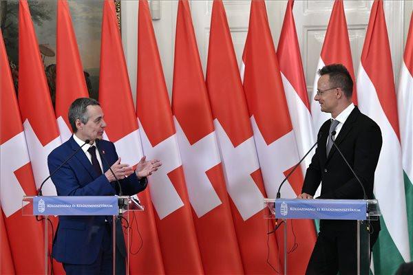 Jó együttműködésre van szükség az EU és Svájc között