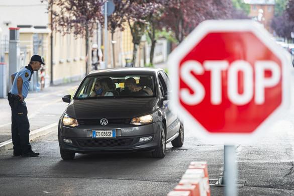 Szlovénia szigorít a határátlépésen