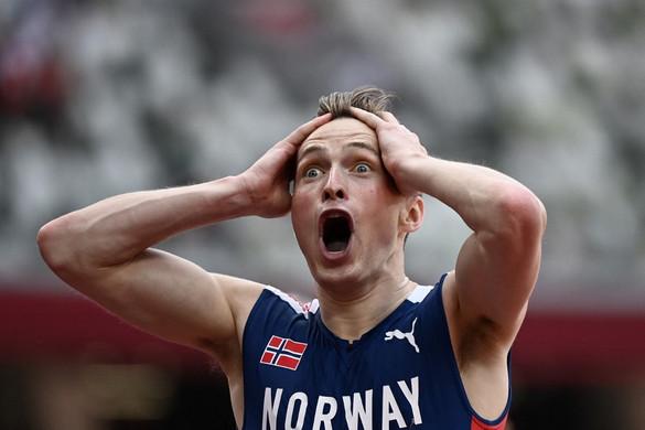 Imád legózni az újdonsült olimpiai bajnok