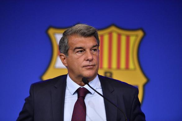 Laporta: A La Liga pénzügyi szabályai miatt nem tudtuk leigazolni Messit
