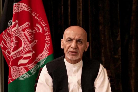 A tálibok megüzenték Gáninak, hogy hazatérhet