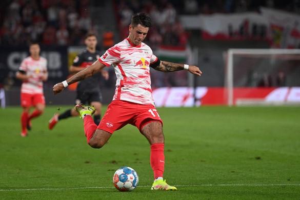 Szoboszlai lett a hétvégi Bundesliga-forduló legjobbja