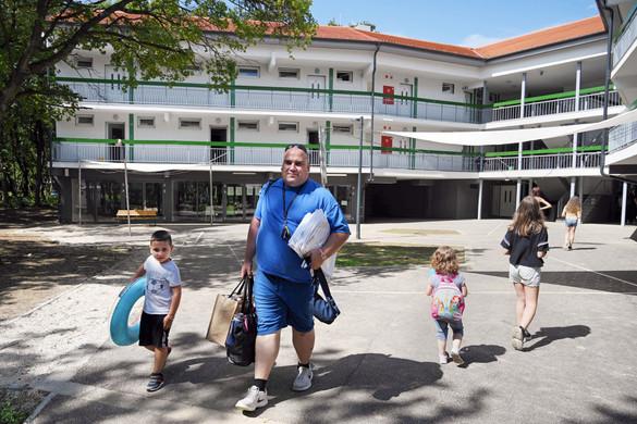 Balaton-parti nyaralás egyszülős családoknak