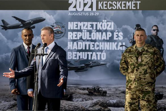Benkő: Erős Magyarország erős honvédség nélkül elképzelhetetlen