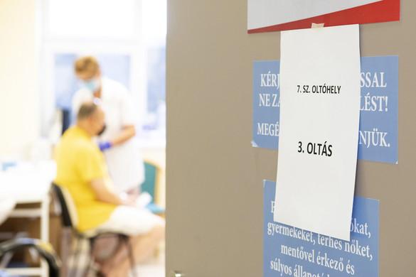 Már felvehető hazánkban a harmadik koronavírus elleni oltás