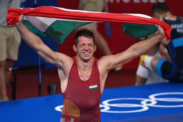 Arannyal koronázta meg a pályafutását Lőrincz Tamás
