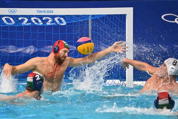Vízilabda: Kikapott a görögöktől, a bronzéremért játszhat férfi válogatottunk