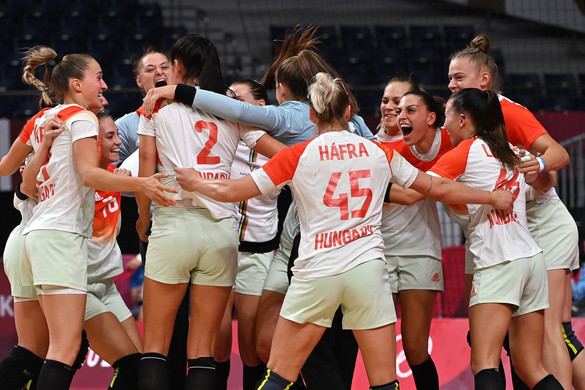 Kézilabda: A svédek legyőzésével negyeddöntős a magyar válogatott