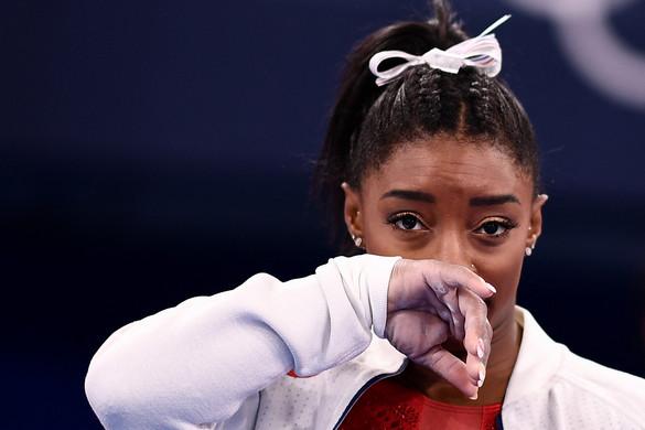 Valószínű, hogy Simone Bilest nem látjuk már ezen az olimpián