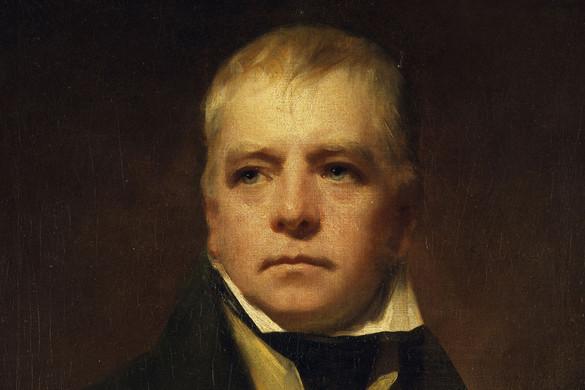 Kétszázötven éve született Walter Scott, Skócia írója