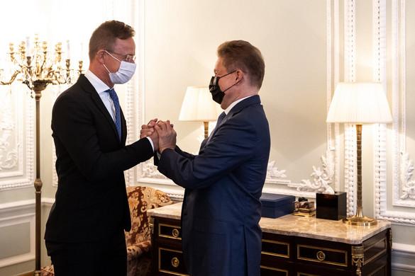 Megállapodás született a Gazprommal az újabb hosszú távú gázvásárlásról