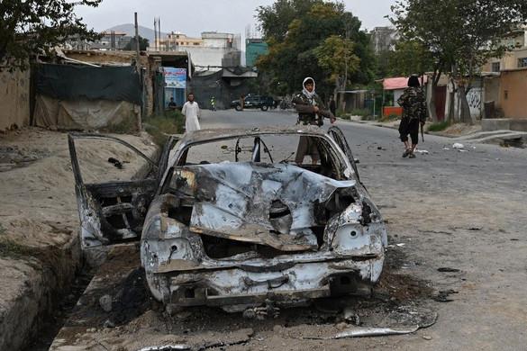 Az Iszlám Állam követte el a kabuli reptér elleni rakétatámadásokat